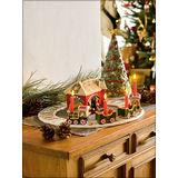 Villeroy & Boch - North Pole Express - świecznik - ekspres świąteczny