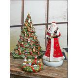 Villeroy & Boch - Christmas Toys Memory - lampion z pozytywką - Święty Mikołaj