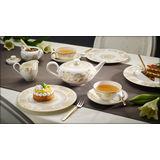 Villeroy & Boch - Anmut Samarah - filiżanka do herbaty ze spodkiem