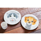 Villeroy & Boch - Animal Friends - talerz i kubeczek