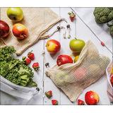 Zassenhaus - Eco Line - 3 worki na warzywa i owoce