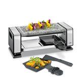Küchenprofi - VISTA2 - raclette - grill stołowy - dla 2 osób