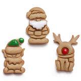 MSC - Noel - wykrawacze do ciastek - zestaw świąteczny