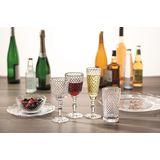 Villeroy & Boch - Boston Flare - 4 kieliszki do szampana