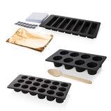Boska - Chocowares - zestaw do czekoladek - do pralinek, batoników i czekoladowych łyżeczek