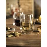 Zwilling - Sorrento Bar - 2 szklanki do białego wina o podwójnych ściankach
