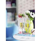 Holmegaard - Cabernet - 6 kieliszków do szampana