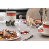 Villeroy & Boch - Colourful Life Deep Red - 4 szklanki