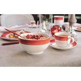 Villeroy & Boch - Colourful Life Deep Red - miseczka