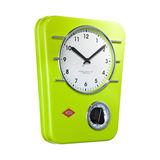 Wesco - zegar z minutnikiem - wymiary: 24,5 x 5 x 30,5 cm