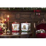 Villeroy & Boch - Christmas Toys - pudełko-lampion z pozytywką