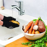 Mastrad - rękawiczki do czyszczenia warzyw