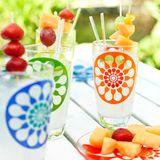 Sagaform - Juicy - 4 wysokie szklanki