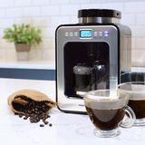 Morphy Richards - Evoke - przelewowy ekspres do kawy z młynkiem