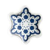 Sagaform - Adventure - Snowflake - torebka rozgrzewająca - średnica: 10,5 cm