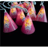 Sirius - Princess - świecąca dekoracja - długość: 2 m