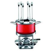 Silit - Energy Red - zestaw do fondue - pojemność: 2,0 l