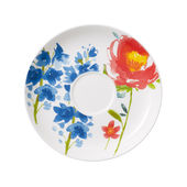 Villeroy & Boch - Anmut Flowers - spodek do filiżanki śniadaniowej - średnica: 17 cm
