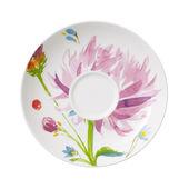 Villeroy & Boch - Anmut Flowers - spodek do filiżanki do herbaty - średnica: 15 cm
