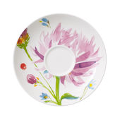 Villeroy & Boch - Anmut Flowers - spodek do filiżanki do kawy - średnica: 15 cm