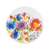 Villeroy & Boch - Anmut Flowers - talerz B&B - średnica: 16 cm