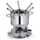 Kela - Cailin - zestaw do fondue dla 6 osób - pojemność: 1,7 l