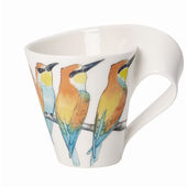 Villeroy & Boch - New Wave Caffe Bee-eater - kubek w opakowaniu prezentowym - pojemność: 0,3 l