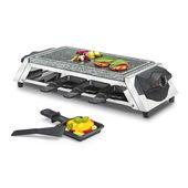 Küchenprofi - Style - raclette - grill stołowy - 8 patelni