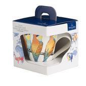 Villeroy & Boch - New Wave Caffe Bee-eater - kubek w opakowaniu prezentowym - pojemność: 0,35 l