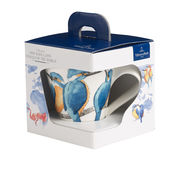 Villeroy & Boch - New Wave Caffe King Fisher - kubek w opakowaniu prezentowym - pojemność: 0,35 l