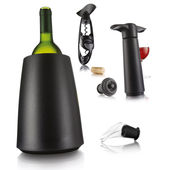 Vacu Vin - zestaw do wina - 6 elementów