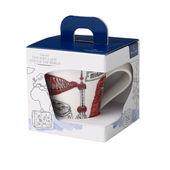 Villeroy & Boch - New Wave Caffe Shanghai - kubek w pudełku prezentowym - pojemność: 0,35 l