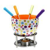 Mastrad - zestaw do fondue - wymiary: 16 x 11,5 cm