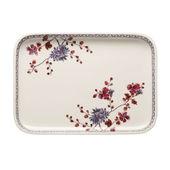 Villeroy & Boch - Artesano Provencal Lavender - półmisek lub pokrywka do naczynia do zapiekania - wymiary: 36 x 26 cm
