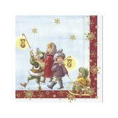 Villeroy & Boch - Winter Specials Toys - serwetki - wymiary: 33 x 33 cm