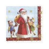 Villeroy & Boch - Winter Specials Toys - serwetki - wymiary: 25 x 25 cm