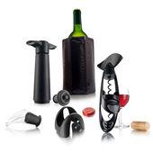 Vacu Vin - zestaw do wina dla zaawansowanych - 8 elementów