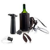 Vacu Vin - zestaw do wina dla profesjonalistów - 8 elementów