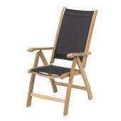 Skagerak - Columbus - krzesło ogrodowe - wymiary: 70 x 60 x 105 cm