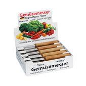 Zassenhaus - nóż do warzyw i owoców - długość: 7,5 cm