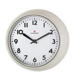 Zassenhaus - Retro - zegar ścienny - średnica: 24 cm
