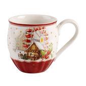 Villeroy & Boch - Annual Christmas Edition - kubek - pojemność: 0,45 l