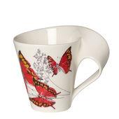 Villeroy & Boch - New Wave Caffe Noble leafwing - kubek - pojemność: 0,3 l