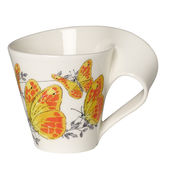Villeroy & Boch - New Wave Caffe Orange washed sulphur - kubek - pojemność: 0,25 l