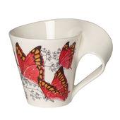 Villeroy & Boch - New Wave Caffe Noble leafwing - kubek - pojemność: 0,25 l