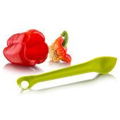 Tomorrow's Kitchen - nóż-łyżeczka do papryki - do wycinania gniazd i faszerowania