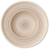 Villeroy & Boch - Artesano Nature Beige - talerz głęboki - średnica: 25 cm
