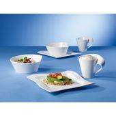 Villeroy & Boch - New Wave - zestaw śniadaniowy - 6 elementów