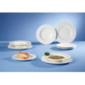Villeroy & Boch - Wonderful World White - zestaw obiadowy - 12 elementów