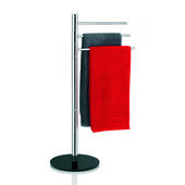 Kela - Levi - wieszak na ręczniki - wysokość: 85 cm